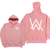 Men Sweatshirt Music DJ Divine Comedy Alan Walker Faded Coat Hoodies Sweatshirts Mens Pullovers Brand Clothing