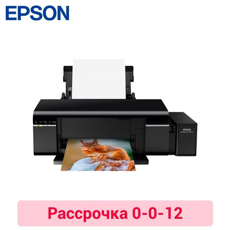 Printer Epson L805 printing factory 0-0-12