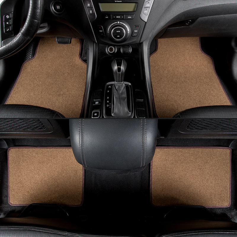 kalaisike universal car floor mats for Buick all models Envision GL8 Hideo Regal Ang Cora Lacrosse car accessories styling custom car floor mats for buick enclave encore envision lacrosse regal excelle gt xt 3d car styling carpet floor liner