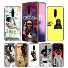 Ynw Melly Scarlxrd Soft Black Silicone Case Cover for OnePlus 6 6T 7 Pro 5G Ultra-thin TPU Phone Back Protective