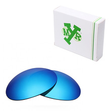 Mryok POLARIZED Replacement Lenses for Oakley Romeo 1 Sunglasses Ice Blue