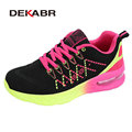 DEKABR 2017 New Fashion Flats Women Trainers Breathable Soft Woman Shoes Casual Comfortable Walking Shoes Zapatillas Mujer