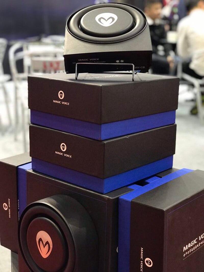 8 pouces sous siège subwoofer voiture ultra-mince super petite bonne installation haut-parleur MW-C8 fournisseur d'usine