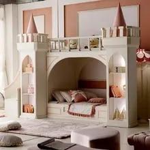 Letti A Castello Bassi Per Bambini.Ingrosso Princess Bed Castle Acquista Lotti Princess Bed Castle A