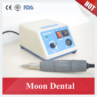Dental Lab Micromotor South Korea Saeyang Marathon ESCORT III Micromotor with 3500RPM H35SP1 Handpiece for Polishing and Carving