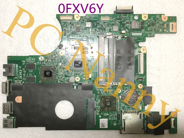0FXV6Y FXV6Y CN-0FXV6Y For DELL Inspiron M4040 Motherboard System Board APU E-450 DDR3 w ATIRadeon Hd 6320 Graphics 512 MB