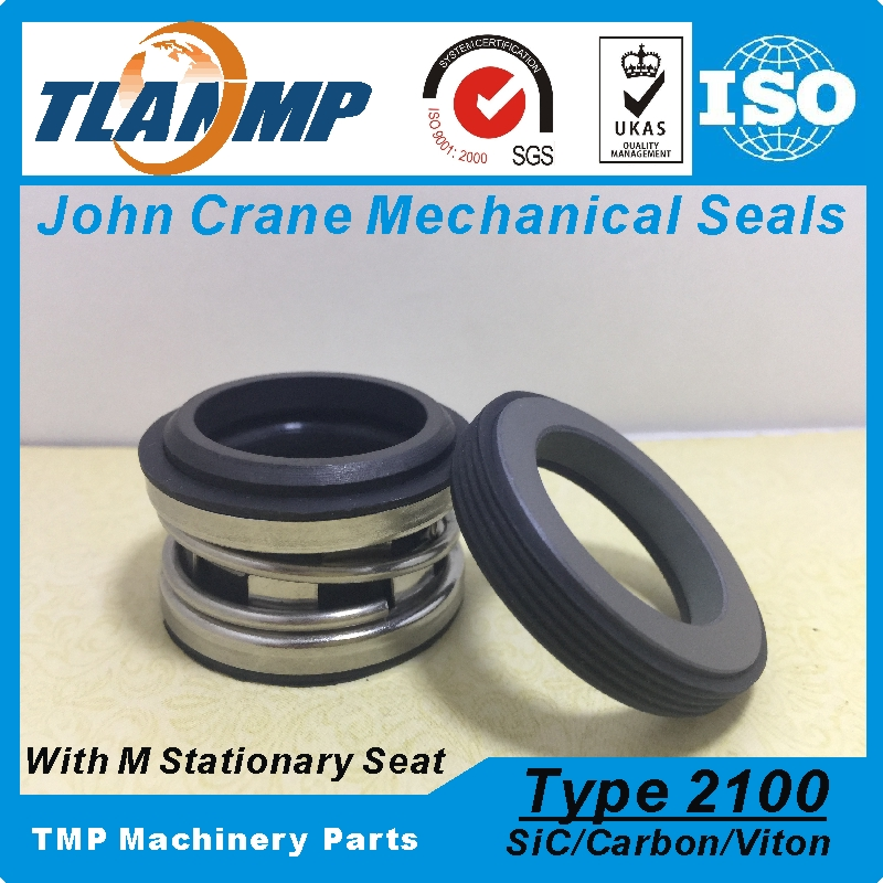 Type 2100 1 60 TJ 0600 T2100 60 2100 60 L3 John Crane Elastomer Bellows Mechanical