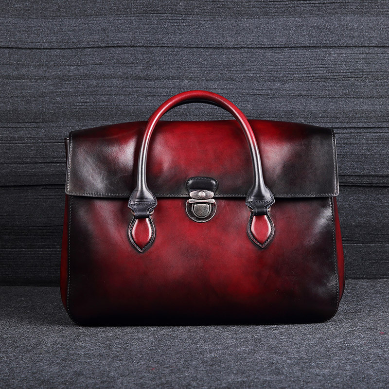Pier quality handmade men's leather handbags, handbags, briefcase туфли pier one pier one pi021awuyi57