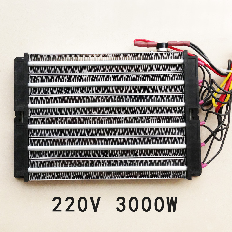 High Quality PTC electric air heater 3000W ACDC 220V 230*150mm Surface-Insulated simate heater engine coolant heater with high quality 230v 3000w
