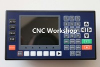 Free Shipping 1 Axis 3 5 Inch Color LCD CNC Controller For Lathe Mill Machine Servo