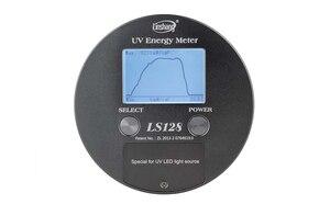 Image 3 - DHL of EMS gratis verzending LS128 LED UV Energie Meter Met een hoge precisie snelle respons temperatuursensor