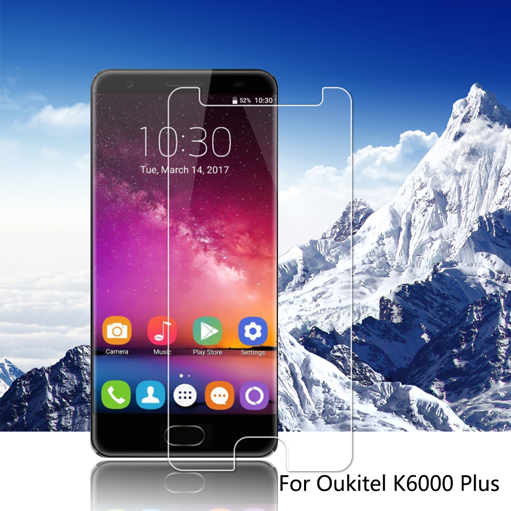 2PCS-9-H-Premium-For-Oukitel-K6000Plus-Tempered-Glass-For-Oukitel-K6000-K-6000-Plus-Phone (4)