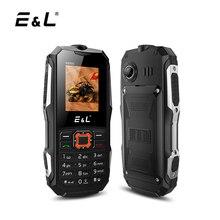 E & LK6900 оригинальный прочный телефон IP68 Водонепроницаемый противоударные сотовые телефоны Кнопка Dual SIM GSM открыл телефон дешевые китай телефонов
