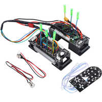Circuit Board Practical Durable For Balance Scooter Easy Install Remote Receiver Bluetooth Professional Copper Motherboard