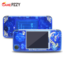 Newest Chinese dragon Retro Game Plus 2 Anniversary Video game 3000 Games Omron Button RG3000 Family Gift consola retro(China)