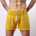 Sexy Shorts Men Home Causal Beach Board Short Man Movement Board Shorts Gay Male Party Stage
