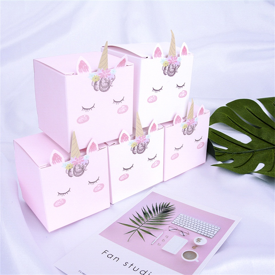 Unicorn Paper Box (7)