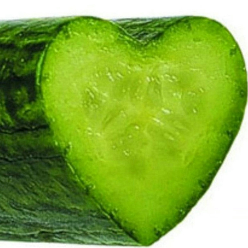 Image 5 - 10Pcs Sweet Heart Fruit Mold Growth Mold Cucumber Loofah Mold-in Nursery Pots from Home & Garden