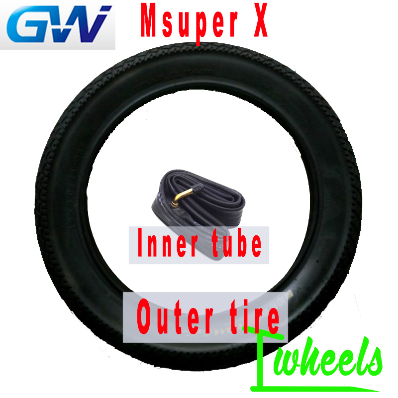 Original GotWay Msuper X outer tire inner tube electric unicycle outer tire wheelbarrow inner tube spare