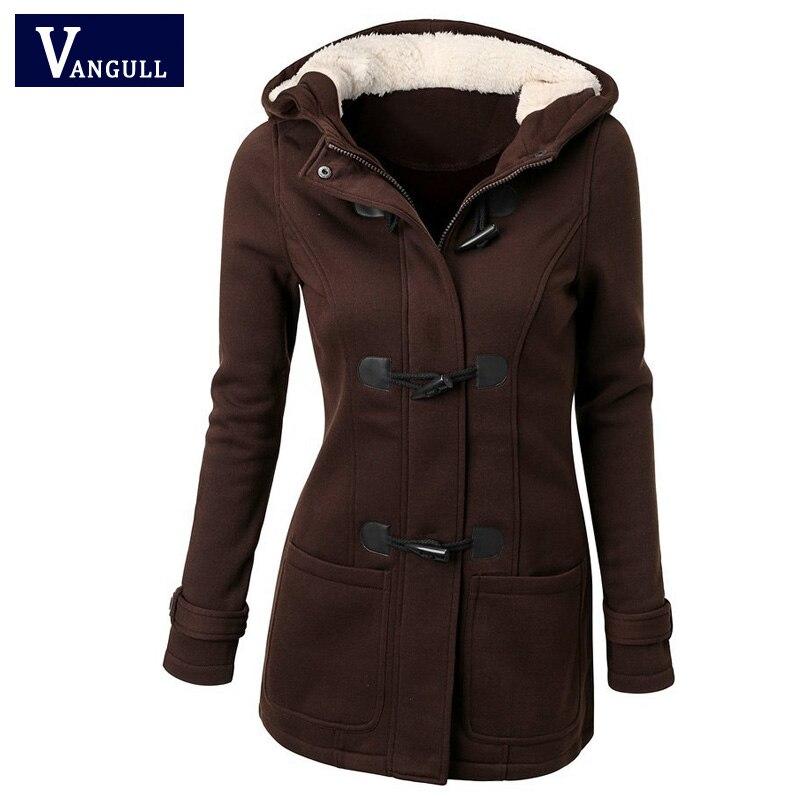 2018 New Autumn Women's Overcoat 2