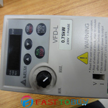 Inverter 1phase Delta Variable 220V Wood 1HP VFD007L21A 1--400hz Frequency-Drive Cutting