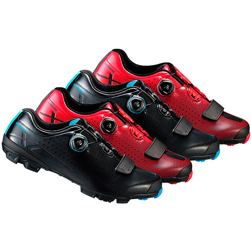 SHIMANO SH XC7 MTB Bike Shoes Riding Equipment Bicycle Cycling SPD SL Locking Shoes XC