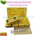 1 box/4 bottles 100% zhongshan League cordyceps Sinensis King of Cordyceps Oral liquid organic cordyceps herbs cordyceps fungus