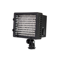 NanGuang CN 126 LED Video Light Camera Bulb Photo Lighting for Camcorder DV Camera Lighting 5400K