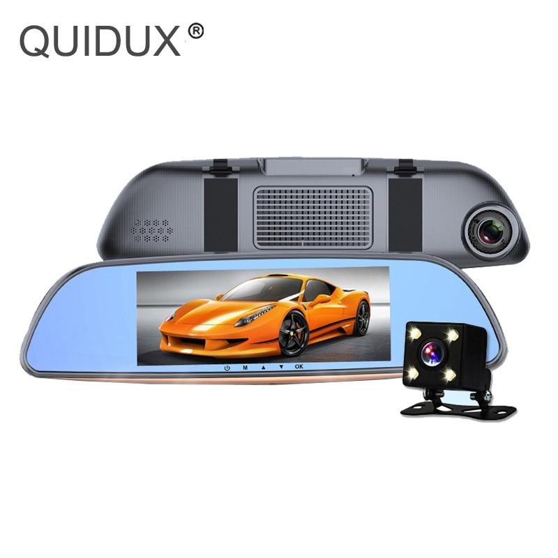 Зеркало видеорегистратор Quidux