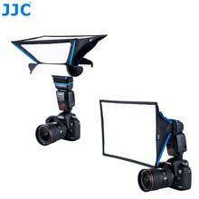 JJC Flash Soft box Photography Universal Studio SpeedLight Diffuser Softbox for CANON YONGNUO Nikon Sony Fujitsu Pentax Light