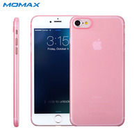 Momax Original Slim Case For IPhone 7 7Plus Hard Cover Coque Luxury Slim Shockproof Phone Protection