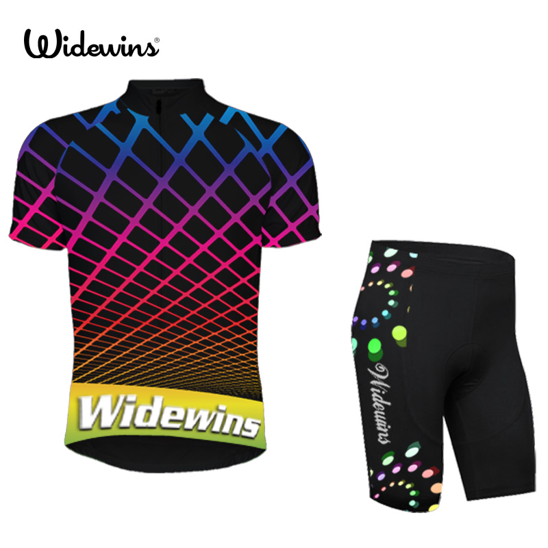 colour bar Cycling jersey women mtb Cycling jersey Shorts bicycling shirts Bicycle Sportswear bike Ciclismo Cycle clothing 5329