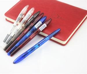 1pc Creative Jinhao Shark Fountain Pen 0.5mm 0.38mm Cute Kawaii Boys and Girls Writing Ink Pens School Supplies Stationery