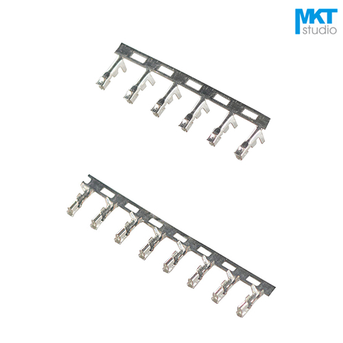 100Pcs Metal Crimps Terminals For PH2.0 Female Housing Box