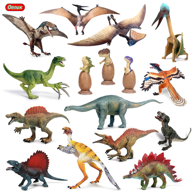 Carnivorous Dragon Dinosaur figure PVC collectible animal toys Dinosaur model