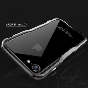 Image 2 - High end 3D Stereoscopic โทรศัพท์มือถือสำหรับ iPhone X XR XS MAX กันชนโลหะสำหรับ iPhone ของ Apple iPhone 11 Pro 6 6S 7 8 PLUS Case