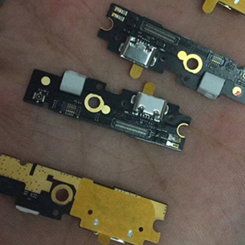 BINYEAE Meiblue Mate USB Plug Charge Board USB Charger Plug Board Module For Mei Zu Meilan Mate Smartphone+Track Number