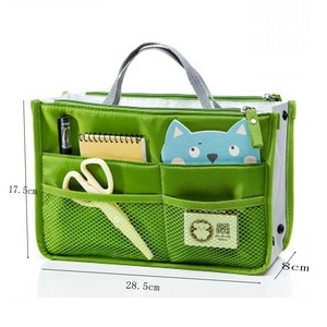 Image 3 - 多機能収納パッケージ女性化粧品袋ビッグサイズの化粧ポーチ良質旅行ハンドバッグトイレタリーバッグオーガナイザー
