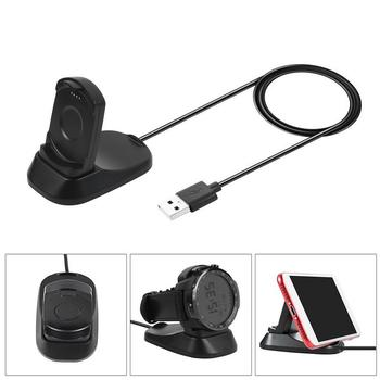 [Genuine] 2 In 1 USB Charger Holder Dock Stand Adapter For Ticwatch E Pro Smart Watch IPhone Mini Ma