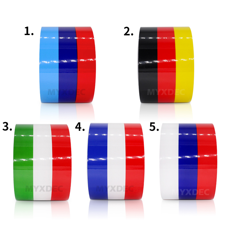 Image 4 - 5Meters DIY Decoration Decals Exterior Auto Motorcycle Film Waterproof PVC Sticker Covers For VW BMW 3 Colors Line Car Styling-in Car Stickers from Automobiles & Motorcycles