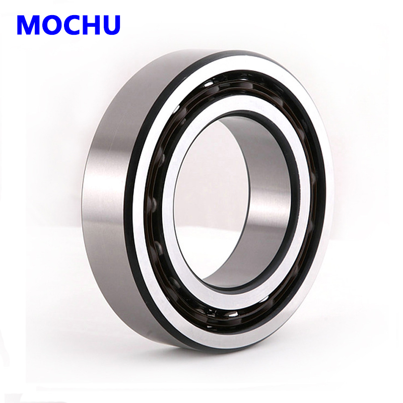 1PCS 3214ATN9 3214 3214A 5214 70x125x39.7 3214-B-TVH 3056214 3214B Double Row Angular Contact Ball Bearings  MOCHU Bearing