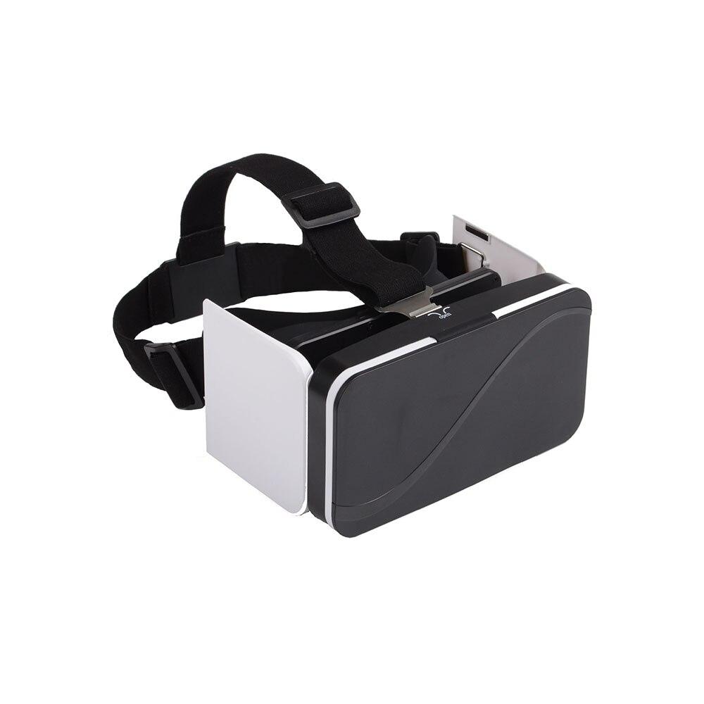 3D VR headset foldable version virtual reality glasses Immersive VR glasses headset VR Box helmets for 4.7 - 6 inches smartphone