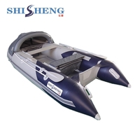 CE Certificated Military Rescue use PVC Inflatable Boat for Sale