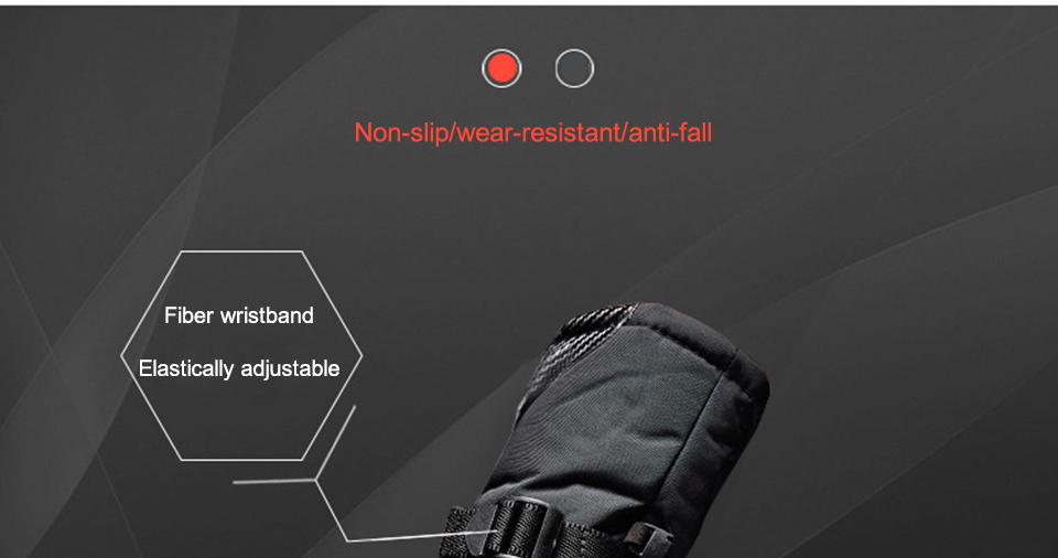 Foxcncar motorcycle gloves 100% Waterproof windproof Winter warm Guantes Moto Luvas Touch Screen Motosiklet Eldiveni Protective (14)