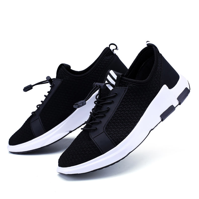 shoes rubber sneakers sports low cut outsole trend breathable autumn running