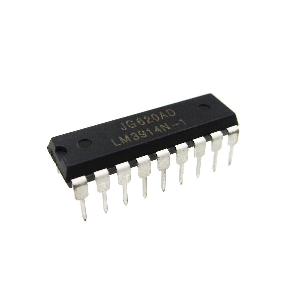 50PCS LM3914 DIP18 DIP LM3914N-1 DIP-18 LM3914N new