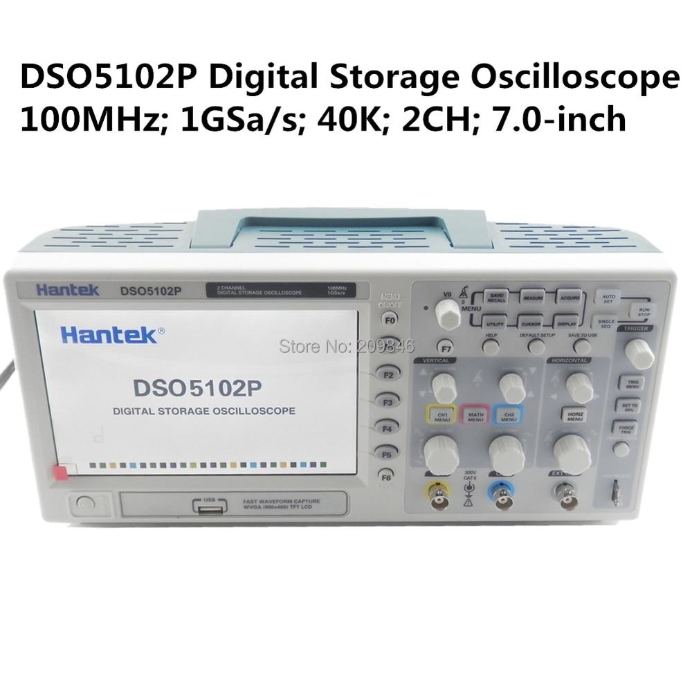 Hantek Oscilloscope Digital : Hantek dso p digital storage multimeter oscilloscope