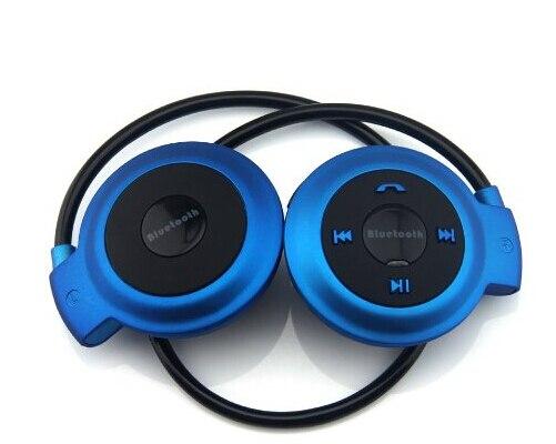 Mini503  Neckband wireless headphones bluetooth headset bluetooth earphone fone de ouvido Music Stereo With Micro SD Card Slot