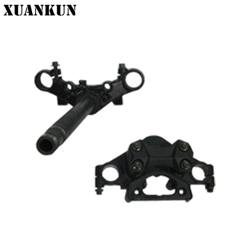 XUANKUN Motorized LF150-10B / KP150 Directional Column Combination запчасти для мотоциклов lifan 150 lf150 10b