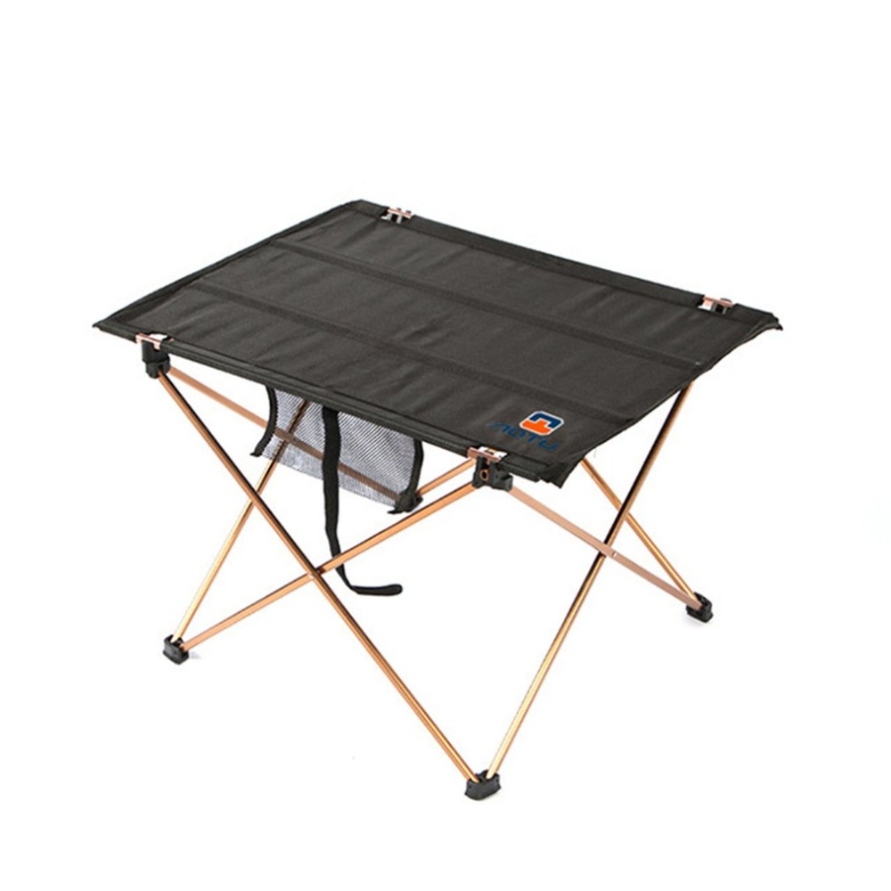 Portable Folding Table Aluminium Alloy Picnic Barbecue Table Ultra-light Durable Outdoor Table Desk For Camping Travel цены онлайн